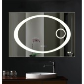 Зеркало для ванной с подсветкой WW BZS GABI 8060-2