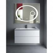 Зеркало для ванной с подсветкой WW BZS GABI 1080-4B