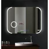 Зеркало для ванной с подсветкой WW BZS FRANK 8060-4B