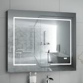 Зеркало для ванной с подсветкой WW BZS BRUNO 6080-2