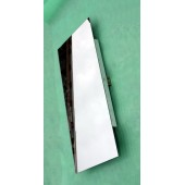 зеркало с наклоном, поворотно откидное для парикмахерских и инвалидов