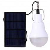 Лампа на солнечной батарее переносные