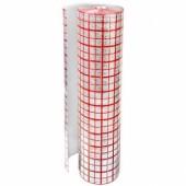 Подложка для теплого пола ПЛР 3 (3 мм) мультифольга (рулон 30 кв.м