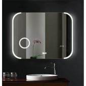 Зеркало для ванной с подсветкой WW BZS FRANK 1080-3