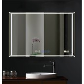 Зеркало для ванной с подсветкой WW BZS LANZO 8060-4B