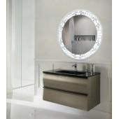 Зеркало для ванной с подсветкой Alpha LED D770