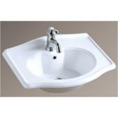Раковина для ванной MELANA врезная G3060