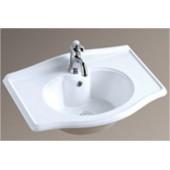 Раковина для ванной MELANA врезная G3070