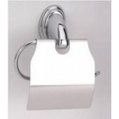 Держатель туалетной бумаги с крышкой - Rotpunkt (Германия)