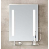 Зеркало для ванной WW BZS SOFIE 6080-4BS