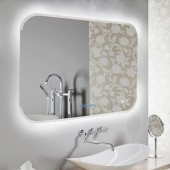 Зеркало для ванной WW BZS PAULA 8060-4B