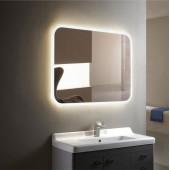 Зеркало для ванной с подсветкой Demure LED с сенсором