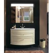 Зеркало для ванной с подсветкой Bianco LED с сенсором