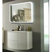 Зеркало для ванной с подсветкой Fantasy LED с сенсором