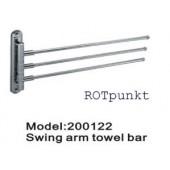 Вешалка для полотенец, полотенцесушитель Rotpunkt (Германия)