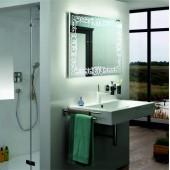 Зеркало для ванной с подсветкой Classic LED с сенсором