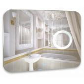 Зеркало для ванной с подсветкой Elegant LED c сенсором