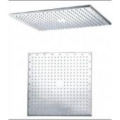 Верхний душ 40 см с потолка, Rotpunkt, квадратный