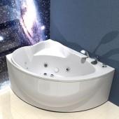 Ванна акриловая АКВАТЕК Альтаир без гидромассажа 160x120