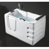 Ванна для инвалидов сидячая с гидромассажем