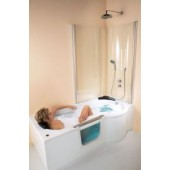 Ванна для инвалидов и пожилых людей Saniku Duo