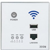 Розетка с wifi и usb