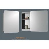 Шкафчик зеркальный со сдвижной дверцей Rotpunkt (Германия)