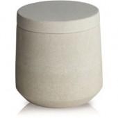 Коробочка для ватных шариков - SANDSTONE - Moeve (Германия)(G)