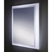 Зеркало прямоугольное с подсветкой
