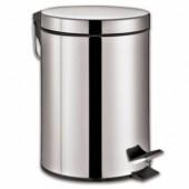 Ведро для мусора (16 литров) нержавейка