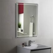 Зеркало для ванной с подсветкой WW BZS LANZO 6080-2