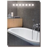 Зеркало с подсветкой для_ ванной и коридора