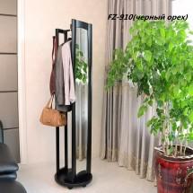 Вешало для одежды с зеркалом