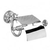 Держатель для туалетной бумаги с крышкой - Versace - Rotpunkt (Германия)(D)