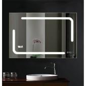 Зеркало для ванной с подсветкой WW BZS MARC 8060-2